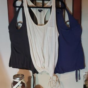 American Eagle Outfitters Tank Tops (All 3)